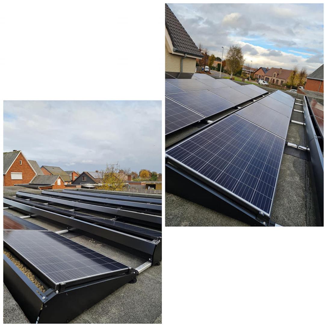 Elcubi zonnepanelen laten plaatsen