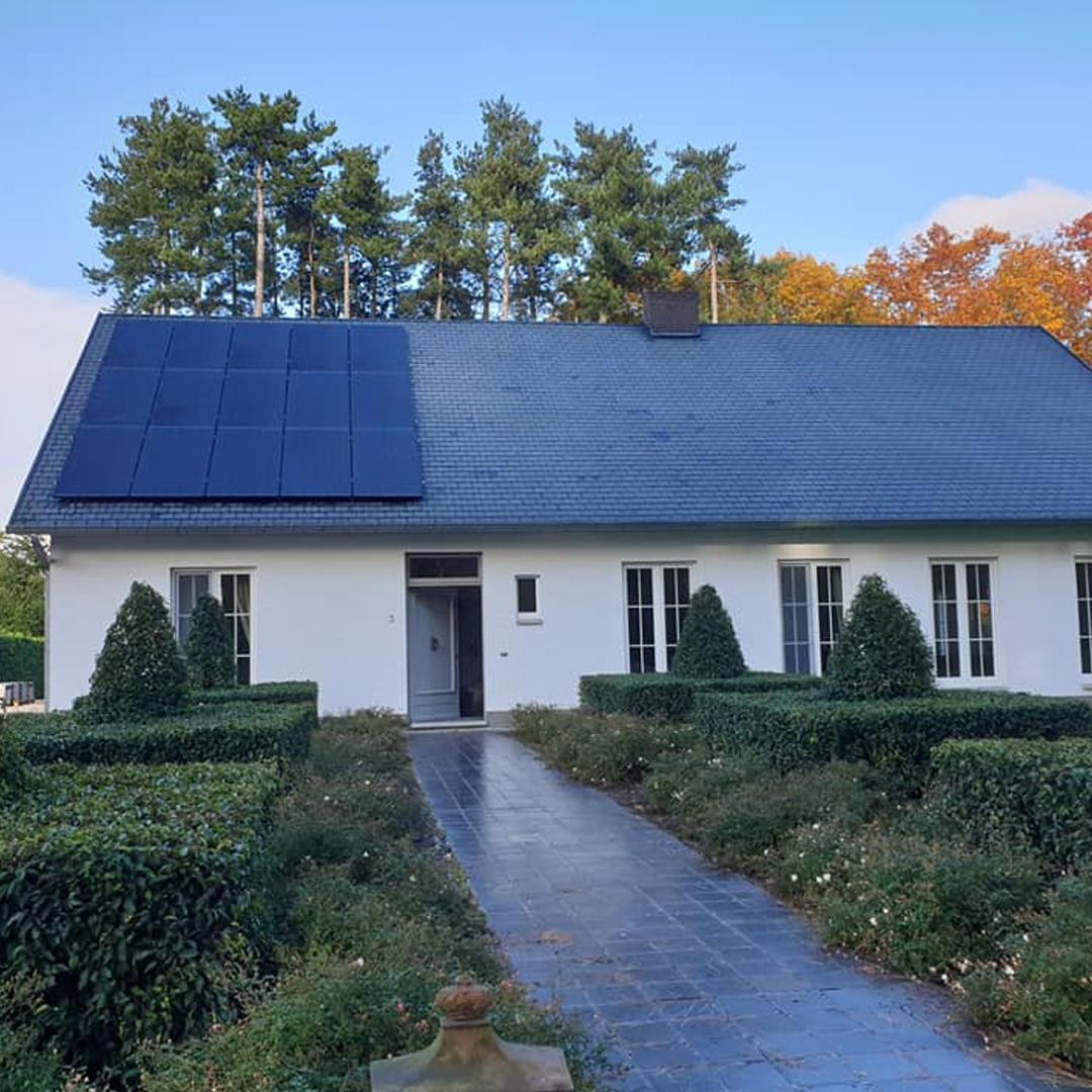 prijs zonnepanelen laten plaatsen