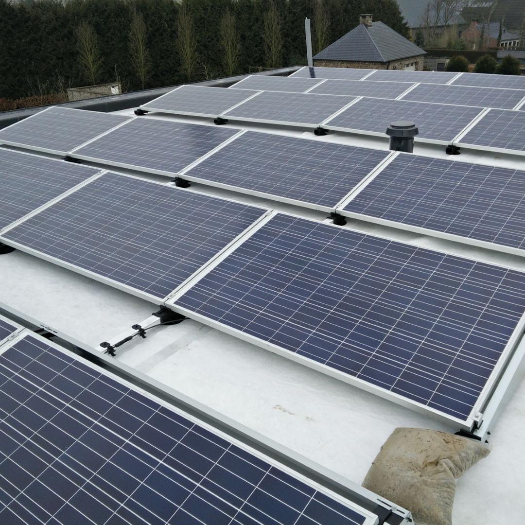 vrijblijvende offerte zonnepanelen